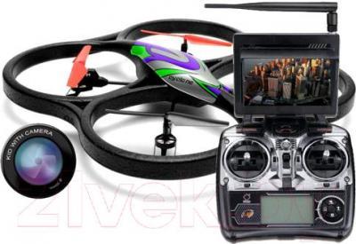 Радиоуправляемая игрушка WLtoys Квадрокоптер V333 Camera - общий вид