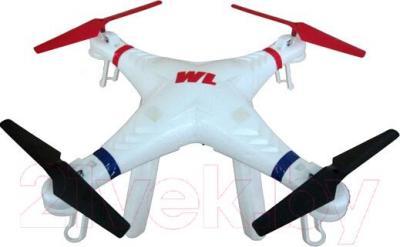 Радиоуправляемая игрушка WLtoys Квадрокоптер V353 - общий вид