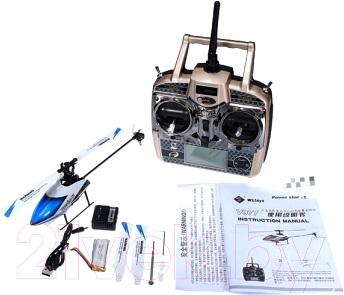Радиоуправляемая игрушка WLtoys Вертолет V977 - комплектация