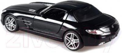 Радиоуправляемая игрушка MZ Автомобиль Die Cast Benz SLS (25046A) - вид сзади
