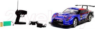 Радиоуправляемая игрушка Drift Car Автомобиль Nissan GTR (828-2) - комплектация