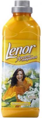 Ополаскиватель для белья Lenor Радостное настроение (930мл) - общий вид