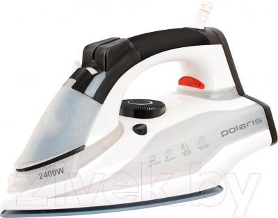 Утюг Polaris PIR 2470K (черно-белый)