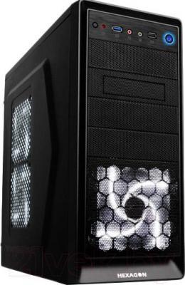 Игровой компьютер Jet I (14U441) - общий вид