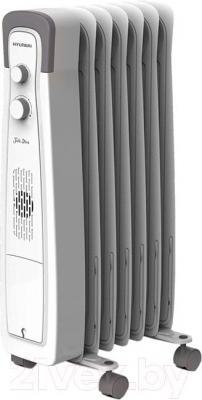 Масляный радиатор Hyundai H-HO2-07-UI556 - общий вид