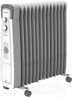 Масляный радиатор Hyundai H-HO2-14-UI559 - общий вид