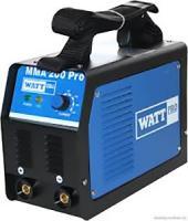 Сварочный аппарат Watt MMA 200 Pro -
