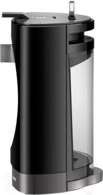 Капсульная кофеварка Krups Dolce Gusto Oblo Black (KP110810) - вид сбоку