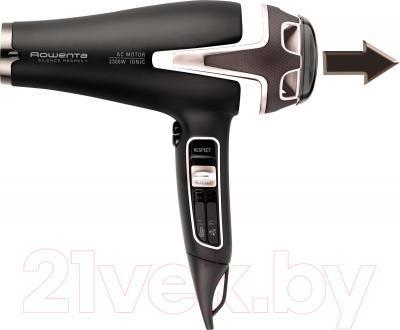 Профессиональный фен Rowenta CV7670D0 - съемная решетка