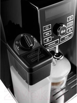 Кофемашина DeLonghi ECAM 25.462.B - каппучинатор