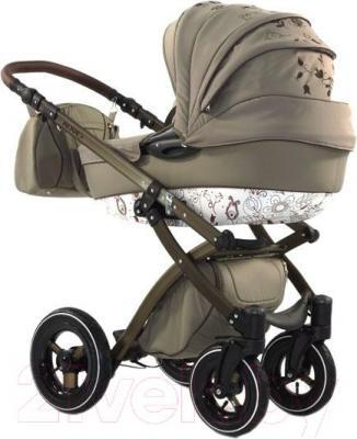 Детская универсальная коляска Tako Alive (Beige) - общий вид