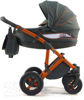 Детская универсальная коляска Tako City Move Sportime (04) - вид сбоку