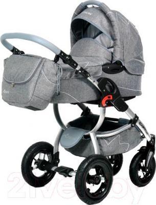 Детская универсальная коляска Tako Captiva Acoustic (04) - общий вид