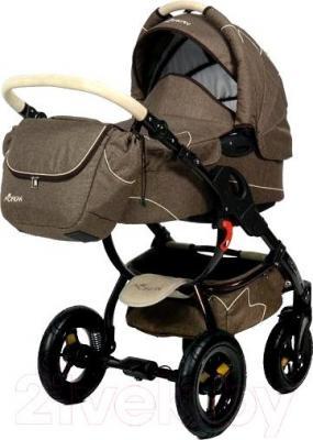 Детская универсальная коляска Tako Captiva Acoustic (07) - общий вид