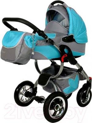 Детская универсальная коляска Tako Captiva Mohican (04) - общий вид
