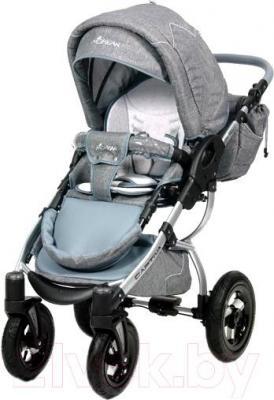 Детская универсальная коляска Tako Captiva Mohican (04) - прогулочная