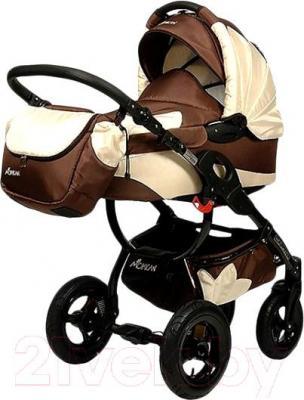 Детская универсальная коляска Tako Captiva Mohican (07) - общий вид