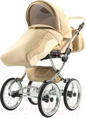 Детская универсальная коляска Tako Dalga Classic (02) - вид спереди