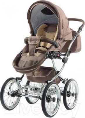 Детская универсальная коляска Tako Dalga Classic (03) - вполоборота
