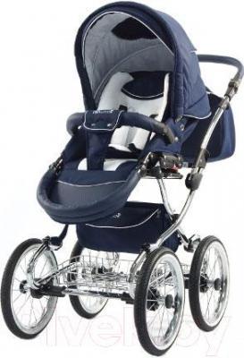 Детская универсальная коляска Tako Dalga Classic (04) - вполоборота
