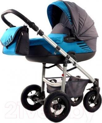 Детская универсальная коляска Tako Jumper Light Misa (04) - общий вид