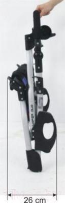 Детская универсальная коляска Tako Jumper Duo STTF (07) - в сложенном виде