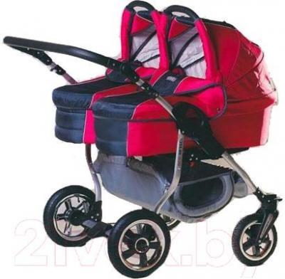 Детская универсальная коляска Tako Jumper Duo STTF (16) - общий вид