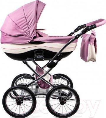 Детская универсальная коляска Tako Sunline Wzor (02) - вид сбоку