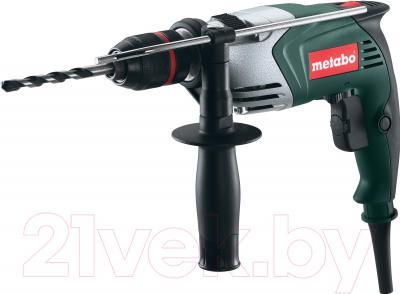 Профессиональная дрель Metabo SBE 610 (606101500) - общий вид