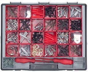 Ящик для инструментов Allit 457203 - вид сверху