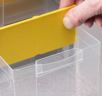 Стенд для инструментов Allit 458160 - перегородка пластиковая