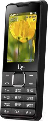 Мобильный телефон Fly DS116 (Black) - общий вид