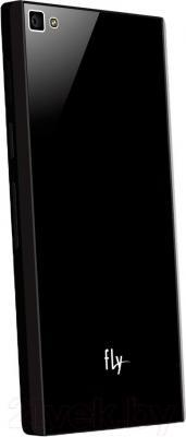 Смартфон Fly IQ4511 Octa Tornado One (Black) - вид сзади