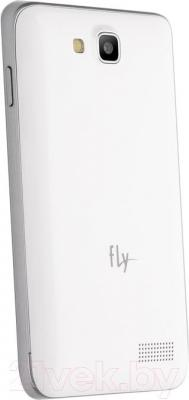 Смартфон Fly IQ436i Era Nano 9  (White) - вид сзади