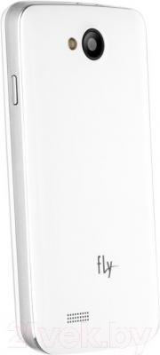 Смартфон Fly IQ4401 Energy 2 (White) - вид сзади