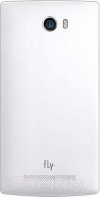 Смартфон Fly IQ4505 Life 7 (White) - вид сзади