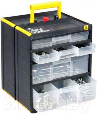 Ящик для инструментов Allit 463100 - с выдвинутыми ящиками