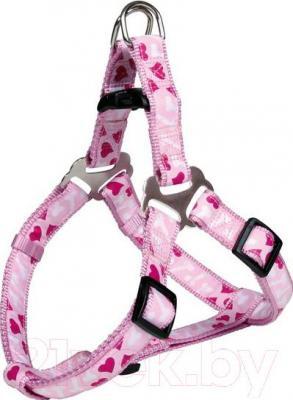 Шлея Trixie 16038 Modern Art Harness (S, розовый) - общий вид