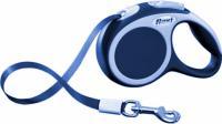 Поводок-рулетка Flexi Vario 12052 (ХS, синий) -