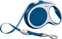Поводок-рулетка Flexi Vario 12062 (S, синий) -
