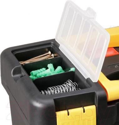 Ящик для инструментов Allit 476138 - органайзер для крепежей