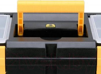 Ящик для инструментов Allit 476160 - пластиковая ручка