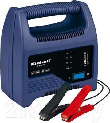 Зарядное устройство для аккумулятора Einhell BT-BC 7/1 PE - общий вид