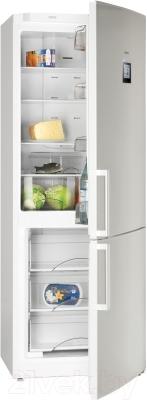 Холодильник с морозильником ATLANT ХМ 4521-000 ND - внутренний вид