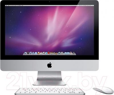 Моноблок Apple iMac 21.5'' (MF883RU/A) - общий вид