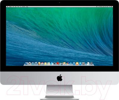 "Моноблок Apple iMac 21.5"" (ME086RU/A) - общий вид"