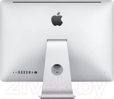 "Моноблок Apple iMac 27"" (ME088RU/A) - вид сзади"