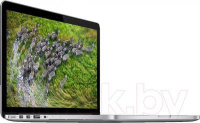 """Ноутбук Apple Macbook Pro 15"""" Retina (MGXA2RU/A) - вполоборота"""