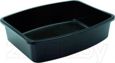 Туалет-лоток Savic Oval tray 2170000 (разые цвета) - общий вид (цвет товара уточняйте при заказе)