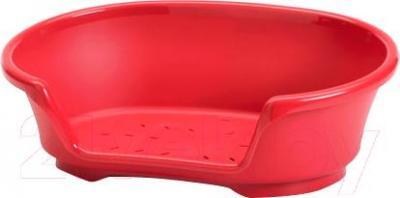 Лежанка для животных Savic Cosy Air 65 (красный) - общий вид
